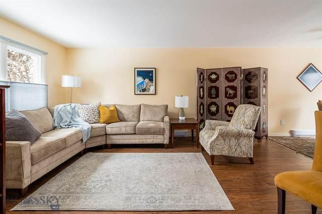 12 E Garfield Street D3, Bozeman, MT 59715 (MLS #355137) :: L&K Real Estate
