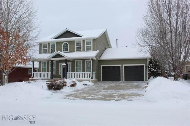 932 Hunters Way, Bozeman, MT 59718 (MLS #355139) :: Hart Real Estate Solutions