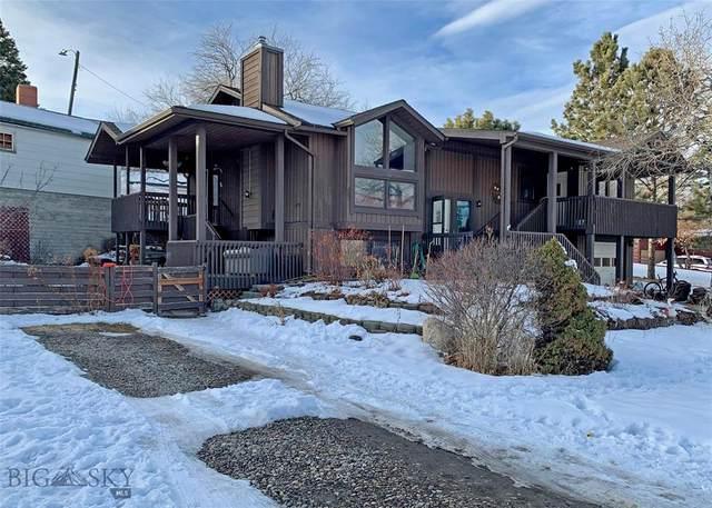 901 S Black Avenue, Bozeman, MT 59715 (MLS #355144) :: L&K Real Estate