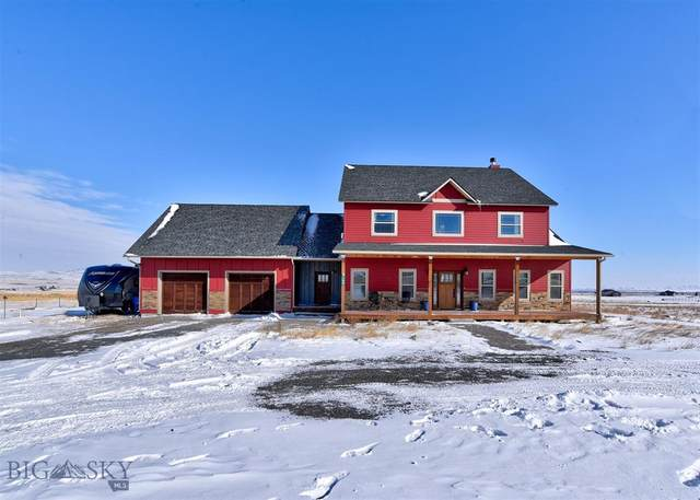 199 Horizon Loop, Three Forks, MT 59752 (MLS #355165) :: L&K Real Estate