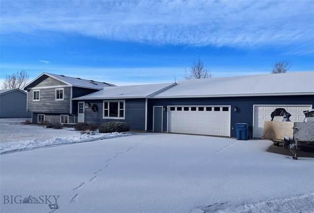 815 Damarell, Bozeman, MT 59718 (MLS #355177) :: Hart Real Estate Solutions