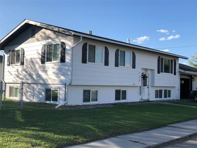235 S Nevada Street, Dillon, MT 59725 (MLS #355190) :: L&K Real Estate
