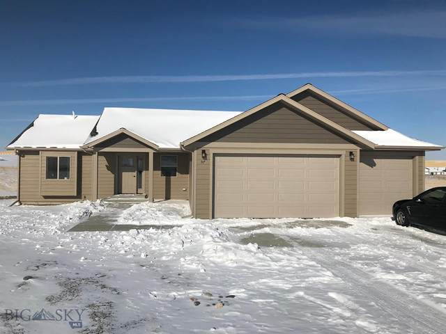 57 Cherokee Trail, Three Forks, MT 59752 (MLS #355202) :: Hart Real Estate Solutions