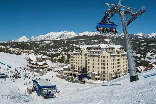 60 Big Sky Resort #10901, Big Sky, MT 59716 (MLS #355215) :: L&K Real Estate