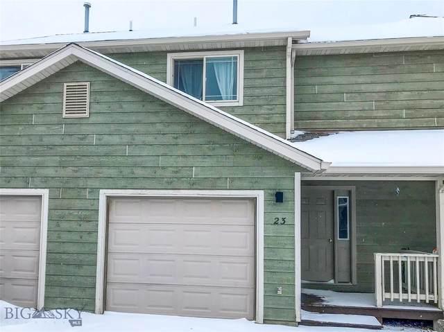 515 Michael Grove Avenue #23, Bozeman, MT 59718 (MLS #355219) :: L&K Real Estate