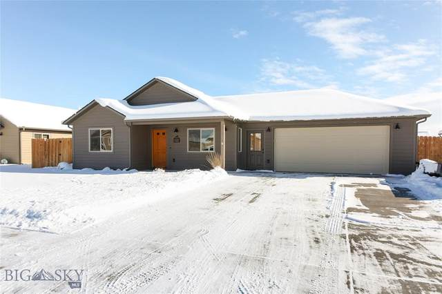 808 Meriwether Dr East E, Livingston, MT 59047 (MLS #355225) :: L&K Real Estate