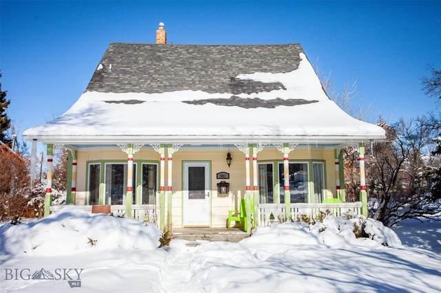 901 W Koch, Bozeman, MT 59715 (MLS #355230) :: L&K Real Estate