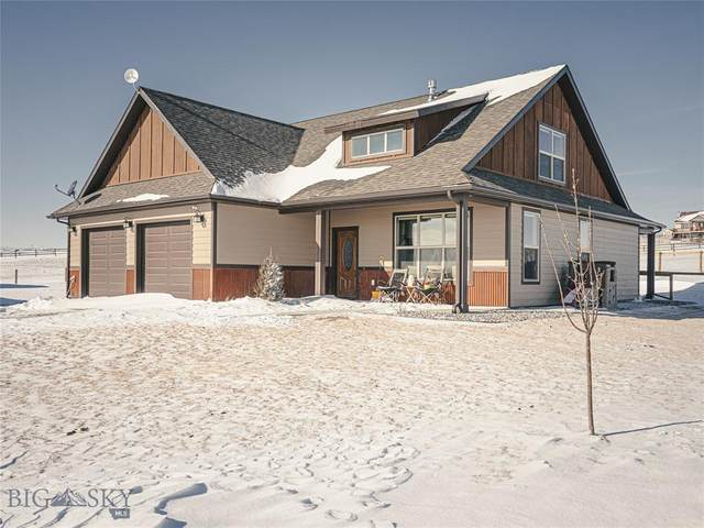 7 Honeysuckle Road, Three Forks, MT 59752 (MLS #355233) :: Coldwell Banker Distinctive Properties