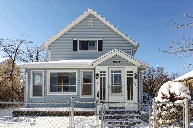 120 S D Street, Livingston, MT 59047 (MLS #355240) :: Coldwell Banker Distinctive Properties