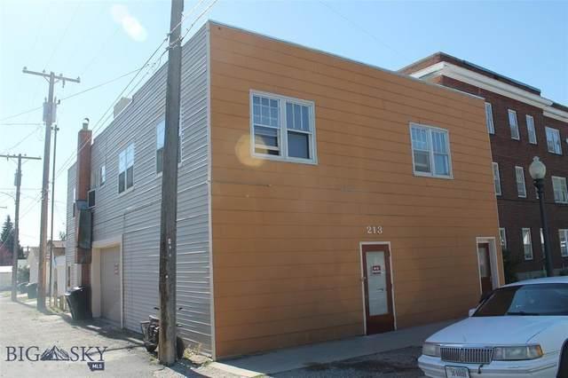 213 Locust Street, Anaconda, MT 59711 (MLS #355266) :: L&K Real Estate