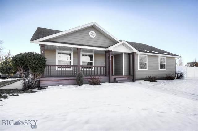 149 Stockton Way, Belgrade, MT 59714 (MLS #355292) :: Hart Real Estate Solutions