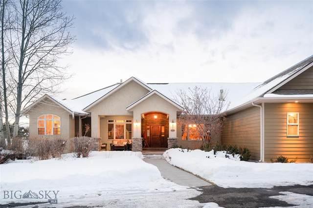 440 Stonegate Drive, Bozeman, MT 59715 (MLS #355293) :: Montana Home Team