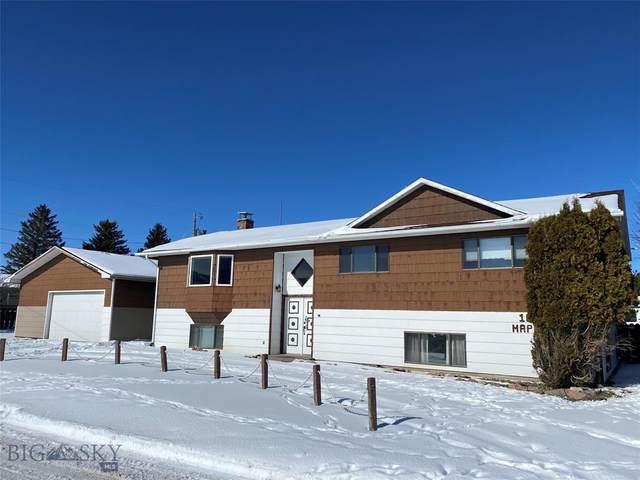108 Maple Street, Livingston, MT 59047 (MLS #355307) :: Coldwell Banker Distinctive Properties