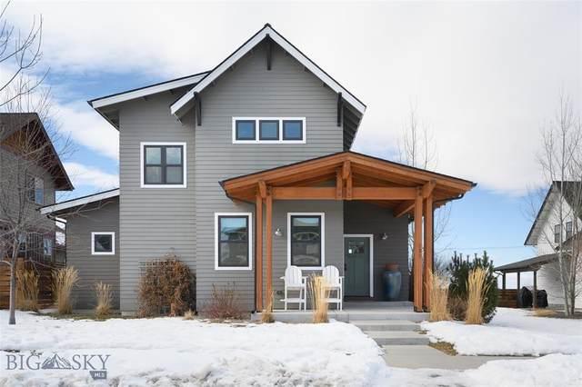137 Stafford Avenue, Bozeman, MT 59718 (MLS #355318) :: Hart Real Estate Solutions