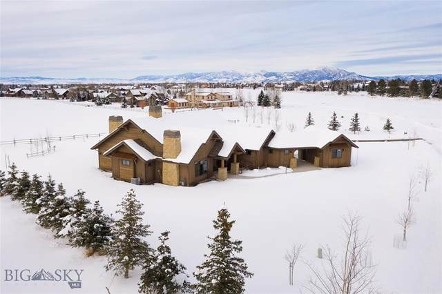 661 Doney Way, Bozeman, MT 59718 (MLS #355320) :: L&K Real Estate