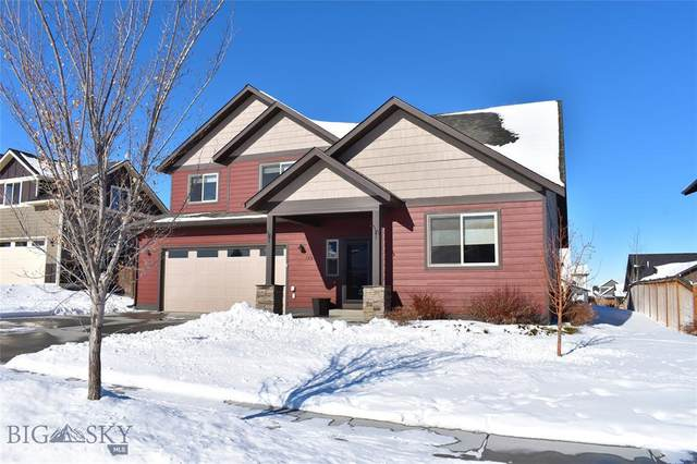 129 Granite Peak Drive, Bozeman, MT 59718 (MLS #355322) :: L&K Real Estate