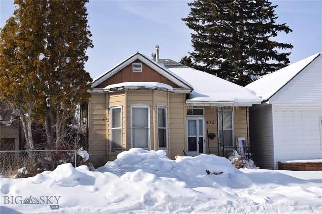 412 Cedar, Anaconda, MT 59711 (MLS #355326) :: Coldwell Banker Distinctive Properties