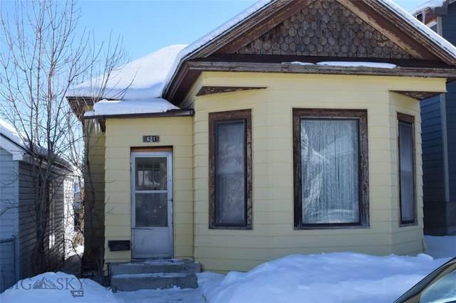 611 Walnut, Anaconda, MT 59711 (MLS #355328) :: Coldwell Banker Distinctive Properties