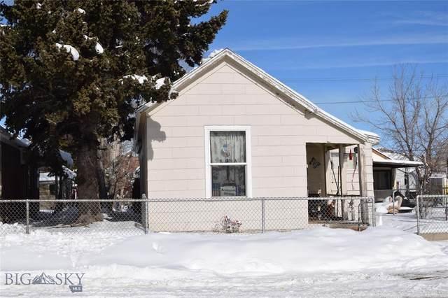 1204 E 4th, Anaconda, MT 59711 (MLS #355329) :: Hart Real Estate Solutions