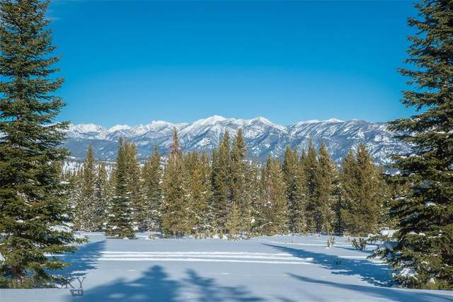 TBD Buck Ridge Lot 31A Trail, Big Sky, MT 59716 (MLS #355362) :: Coldwell Banker Distinctive Properties
