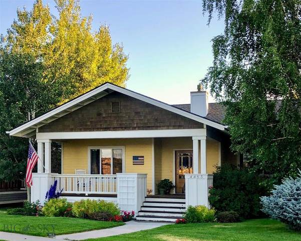4463 W Babcock Street, Bozeman, MT 59718 (MLS #355369) :: Hart Real Estate Solutions