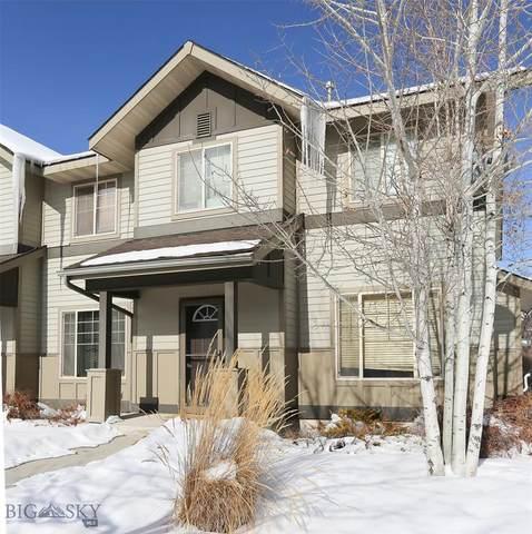 3143 Cattail A, Bozeman, MT 59718 (MLS #355370) :: Hart Real Estate Solutions