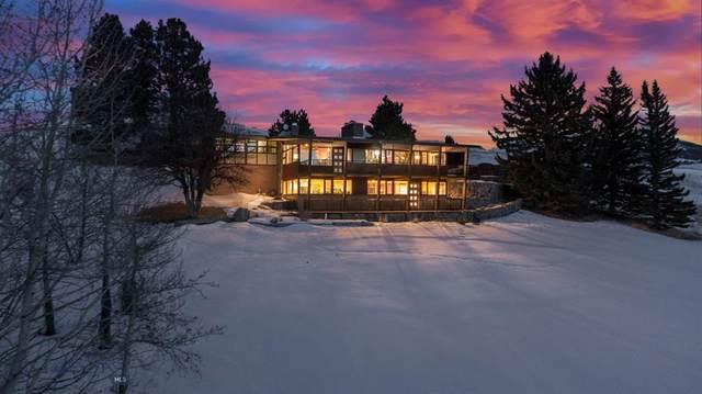 4190 Sourdough Road, Bozeman, MT 59715 (MLS #355381) :: Hart Real Estate Solutions
