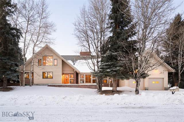 34 Riverside Drive, Bozeman, MT 59715 (MLS #355387) :: Coldwell Banker Distinctive Properties