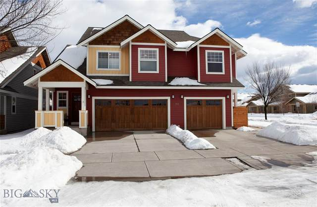 202 Hanley Boulevard A, Bozeman, MT 59718 (MLS #355392) :: L&K Real Estate