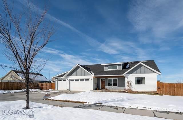 41 Stewart Loop, Bozeman, MT 59718 (MLS #355393) :: Hart Real Estate Solutions