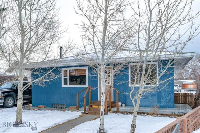 409 S 14th Street, Livingston, MT 59047 (MLS #355405) :: Coldwell Banker Distinctive Properties