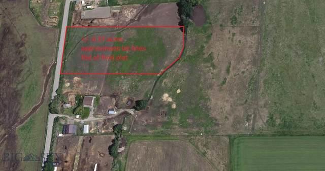TBD Bailey Creek Lane, Belgrade, MT 59715 (MLS #355406) :: L&K Real Estate