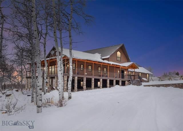 4482 Bull Run Gulch Road, Butte, MT 59701 (MLS #355415) :: Black Diamond Montana