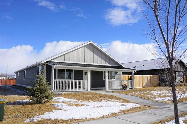 257 Centennial Village Drive, Manhattan, MT 59741 (MLS #355436) :: Hart Real Estate Solutions