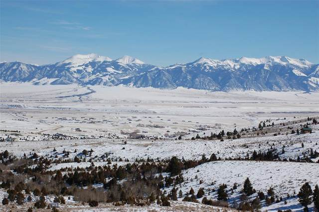Parcel 2 Cos 7/2322 Fc - 36.42 Ac On Vc Hill, Ennis, MT 59729 (MLS #355437) :: Hart Real Estate Solutions