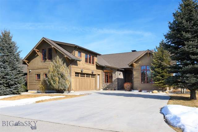 108 Highnoon Way, Bozeman, MT 59718 (MLS #355444) :: Coldwell Banker Distinctive Properties