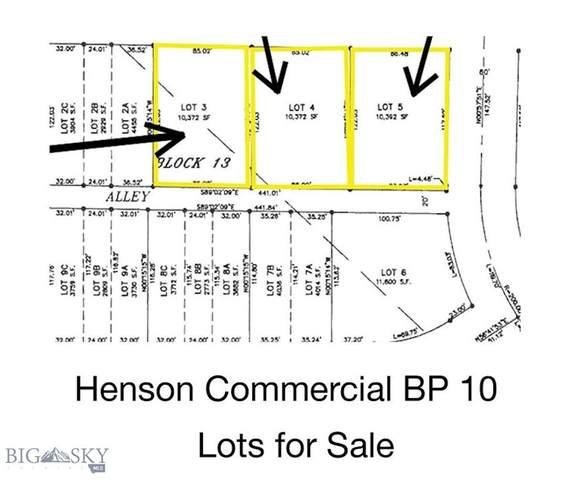1300 Rizzo Lane, Belgrade, MT 59714 (MLS #355473) :: L&K Real Estate