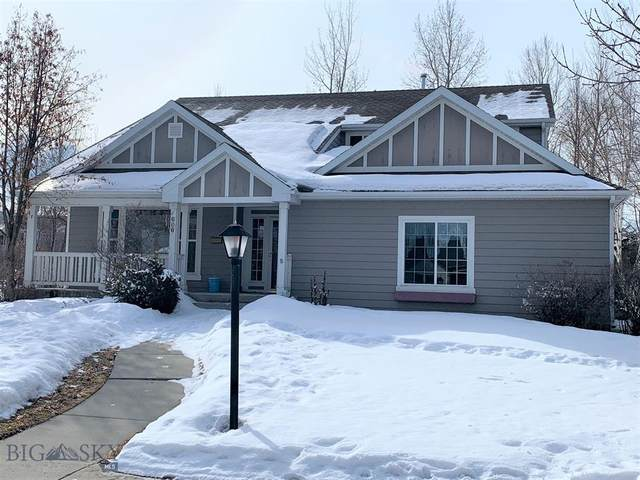606 Park Place, Bozeman, MT 59715 (MLS #355476) :: Coldwell Banker Distinctive Properties