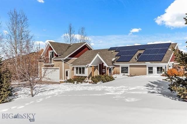 8787 Huffman Lane, Bozeman, MT 59715 (MLS #355482) :: Hart Real Estate Solutions
