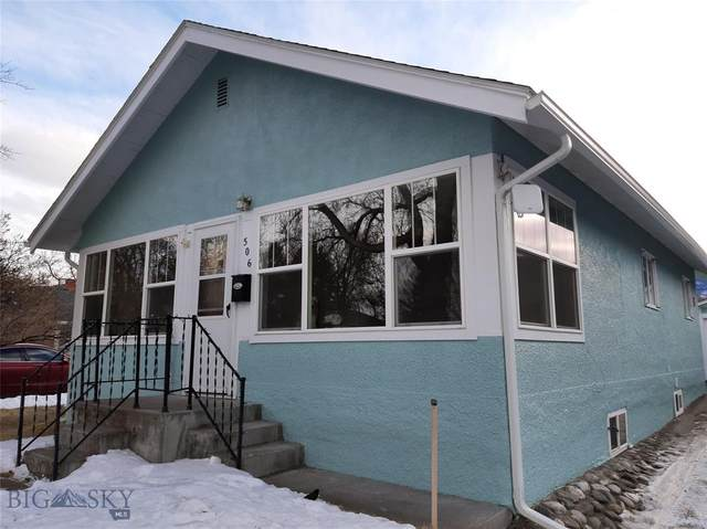 506 S 8th, Livingston, MT 59047 (MLS #355489) :: Coldwell Banker Distinctive Properties