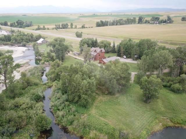 998 Us Highway 89 N, Livingston, MT 59047 (MLS #355494) :: Montana Life Real Estate
