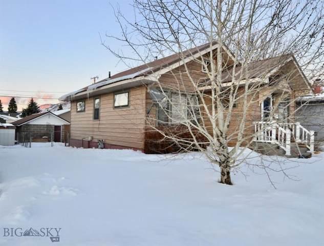 2519 Bayard Street, Butte, MT 59071 (MLS #355498) :: Hart Real Estate Solutions