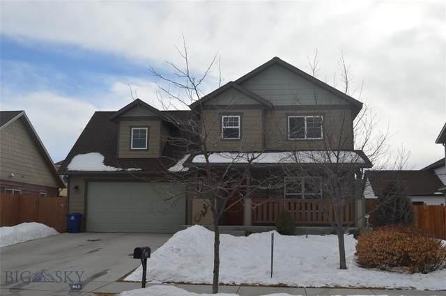 908 New Mexico Drive, Belgrade, MT 59714 (MLS #355502) :: Hart Real Estate Solutions