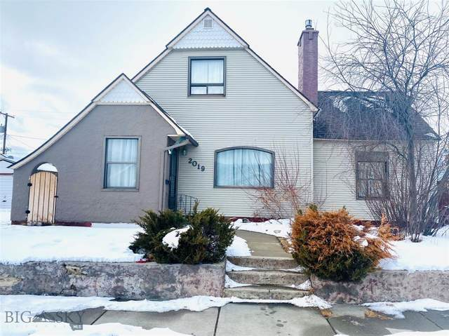2019 Utah Avenue, Butte, MT 59701 (MLS #355508) :: Hart Real Estate Solutions