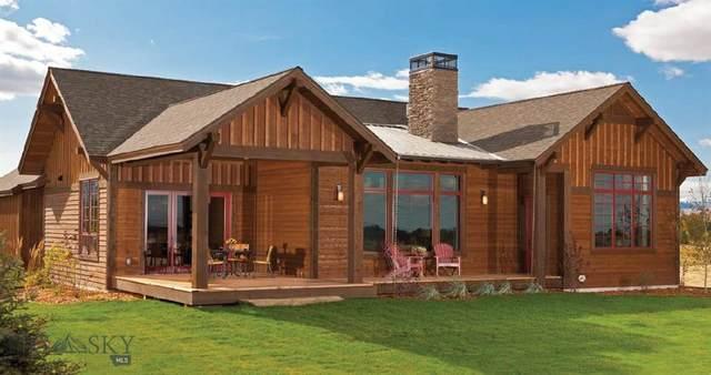 TBD Bullseye Place, Bozeman, MT 59718 (MLS #355517) :: L&K Real Estate