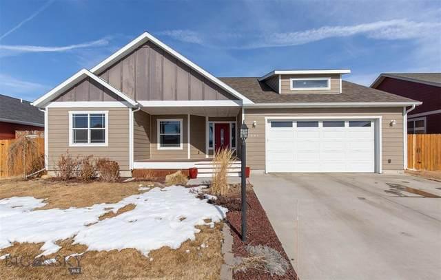 541 Shelter Grove Circle, Bozeman, MT 59718 (MLS #355523) :: Hart Real Estate Solutions