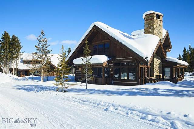 59 Homestead Cabins Fork, Big Sky, MT 59716 (MLS #355526) :: Montana Life Real Estate