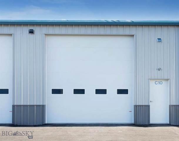 2145 Blue Creek Road #8, Billings, MT 59101 (MLS #355540) :: Montana Home Team