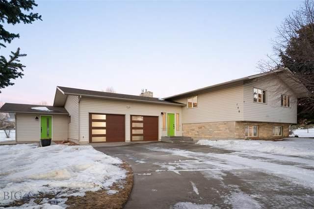150 Coulee Drive, Bozeman, MT 59718 (MLS #355549) :: Coldwell Banker Distinctive Properties