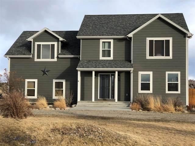 44 Windsong Way, Big Timber, MT 59011 (MLS #355552) :: L&K Real Estate